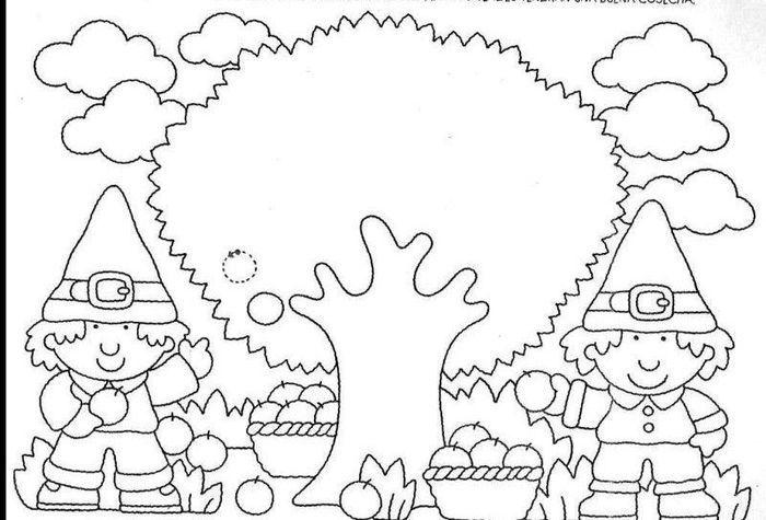 صورة صور للرسم للاطفال , رسمات جاهزة للتلوين وتعليم الرسم للصغار