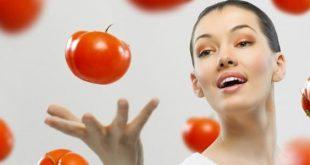 صور فوائد اكل الطماطم للبشرة , حقائق مذهلة عن تناول البندورة للبشره
