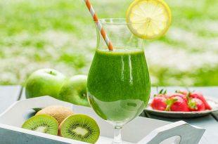 صور طريقة عمل عصير الكيوي , وصفات لذيذه لعصير الكيوي