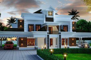 صورة بيوت من الخارج , تصميمات منازل روعه