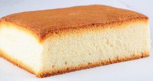 صورة كيك بدون حليب وبيض , طريقه اعداد كعكه من غير لبن وبيض