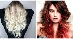 صور احدث قصات الشعر الطويل , اجمل فورمات لطوال الشعر