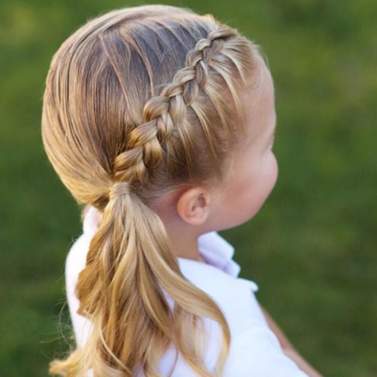 صورة صور تسريحات شعر جديدة , اجمل تسريحه مميزه جدا للشعر
