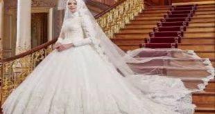صورة صور فستان عروس , احدث موديلات فساتين الزفاف