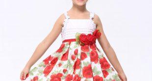 صورة صور فساتين اطفال , موديلات جميله لفساتين الاطفال