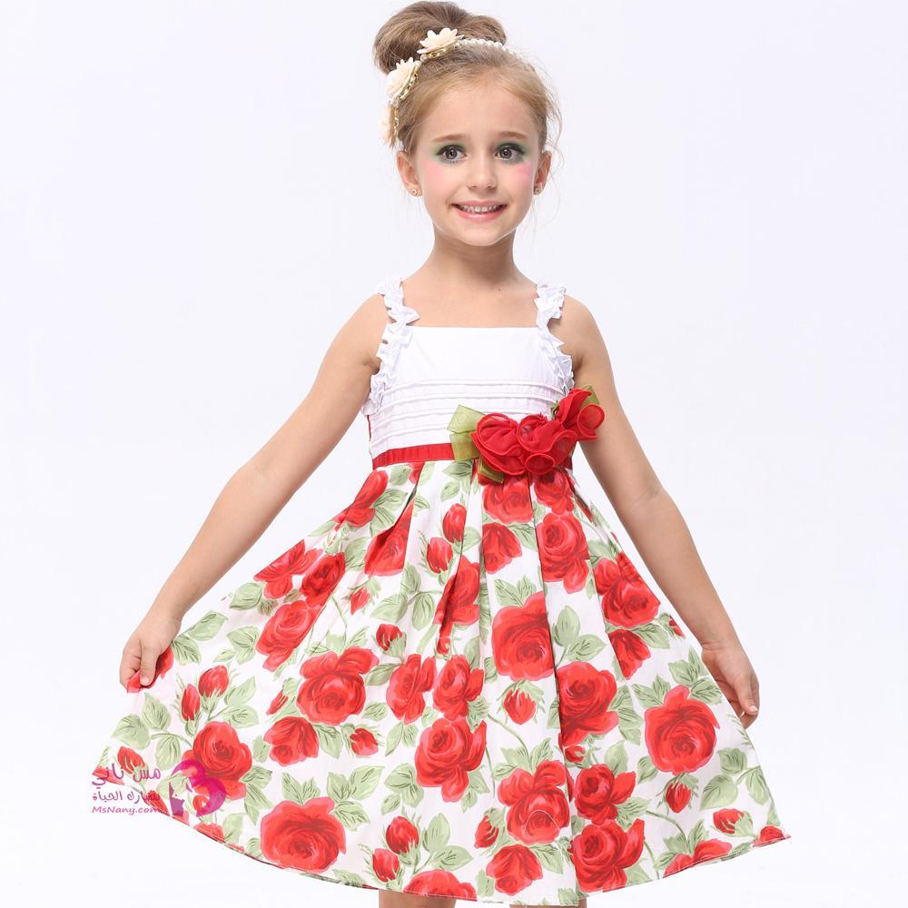 صور صور فساتين اطفال , موديلات جميله لفساتين الاطفال