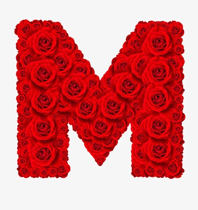 صور صور عن حرف M , اشكال جديده جدا لحرف M