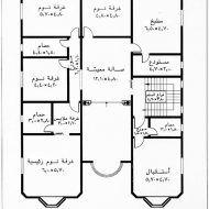 صورة مخطط بناء منزل 1476 1