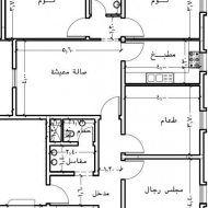 صورة مخطط بناء منزل 1476 5