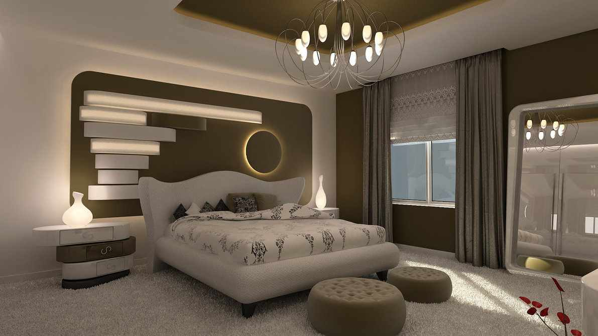صورة اجمل ديكورات غرف النوم 7519 7